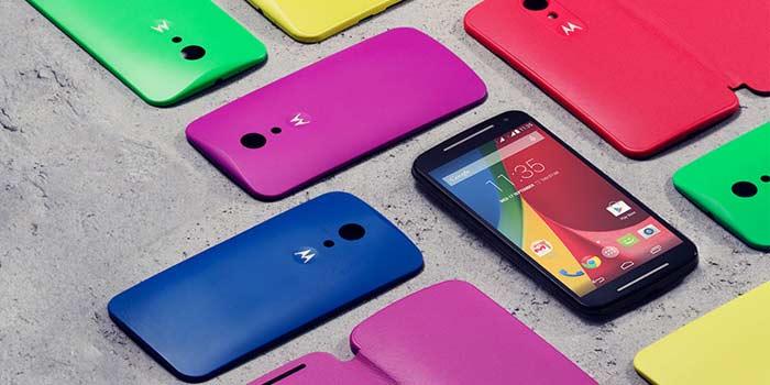 Motorola Moto G (Gen 2)