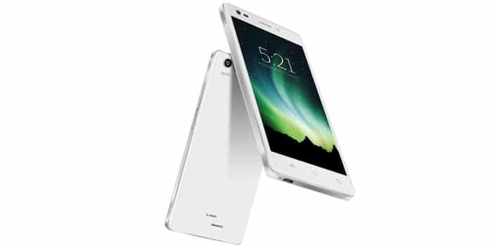 Lava Pixel V2 smartphone
