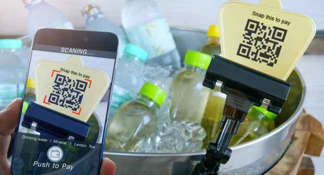 QR code payment: what is it and how does it work?