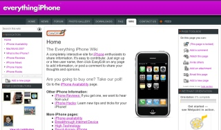 everythingiPhone wiki