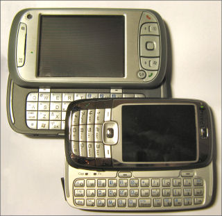 HTC TyTn and HTC Vox