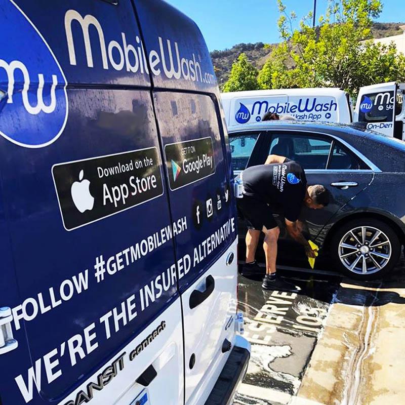 mobilewash in montebello