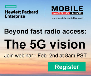 Beyond fast radio access: The 5G vision (Hewlett Packard)