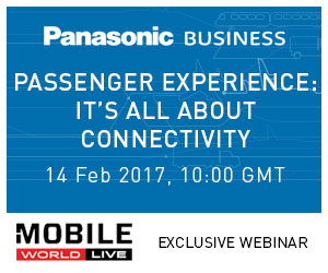 Passenger Experience: it's all about connectivity (Panasonic)