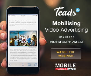 Mobilising video - from user engagement to immersive experience (Teads)