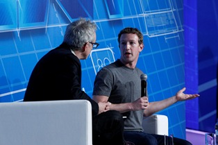Mark Zuckerberg Mobile World Live Keynote MWC14