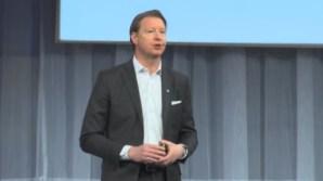 Ericsson press conference