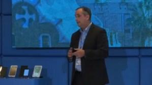 Intel press event