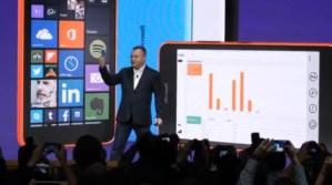 Microsoft press conference