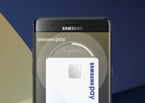 Samsung Pay, August 2016