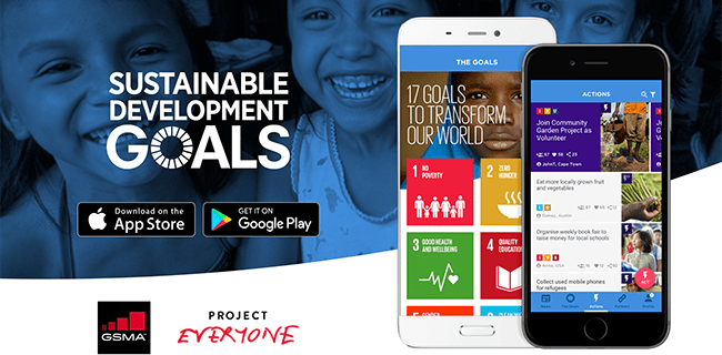 App launched to drive UN's Sustainable Development Goals