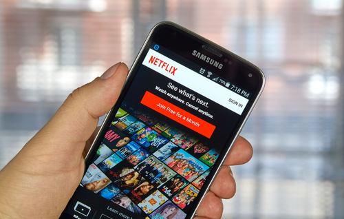 Netflix global growth slows after US contraction