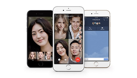 Line intros group video calls, partners with Tapjoy - Mobile