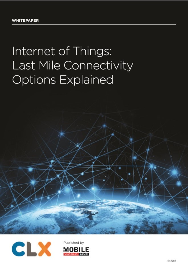 Internet of Things: Last Mile Connectivity Options Explained