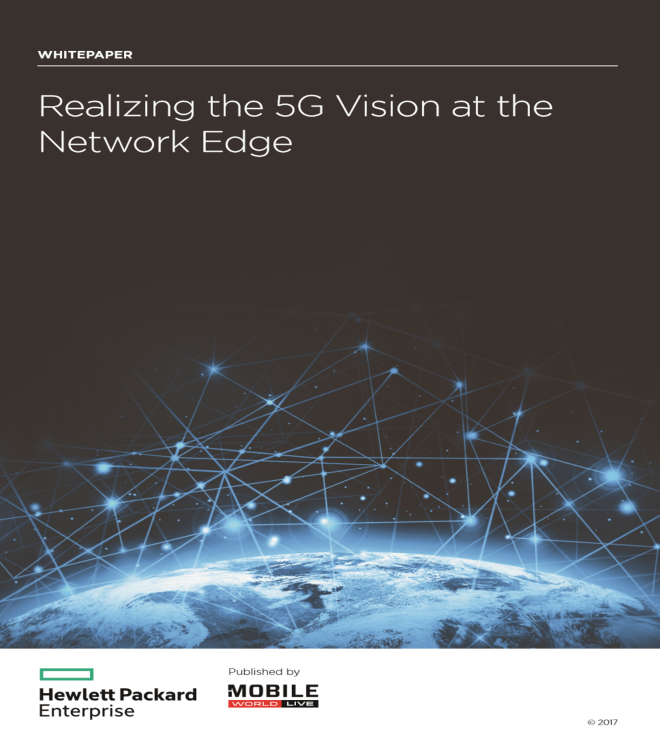 Realizing The 5G Vision At The Network Edge