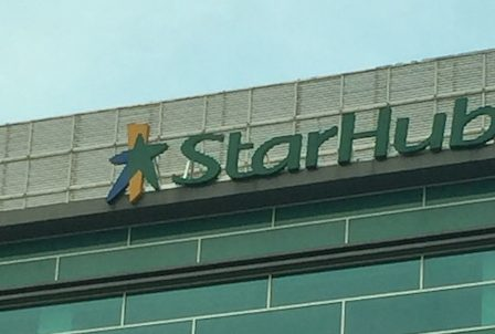 Security spend sits heavy on StarHub