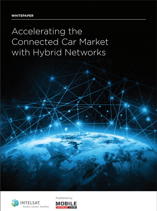 Accelerating the Connected Cars Market with Hybrid Networks