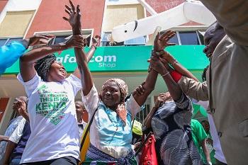 Safaricom unveils lofty mobile money target