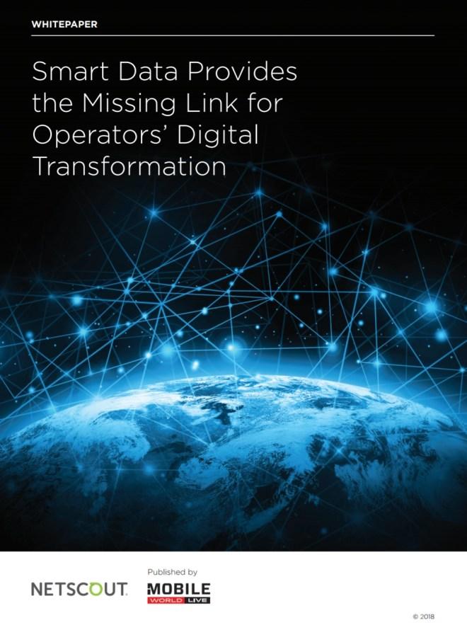 Smart Data Provides the Missing Link for Operators' Digital Transformation