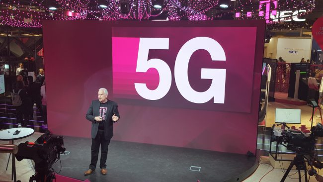 T-Mobile US slams 5G hype, warns on mmWave limits