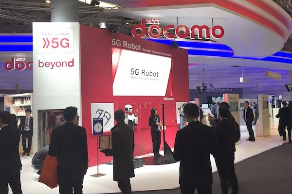 Japanese operators focusing on partnerships for 5G