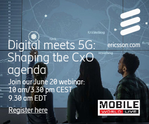 Digital meets 5G: Shaping the CxO Agenda