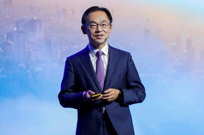 Huawei's Ding touts 22 5G deals - Mobile World Live
