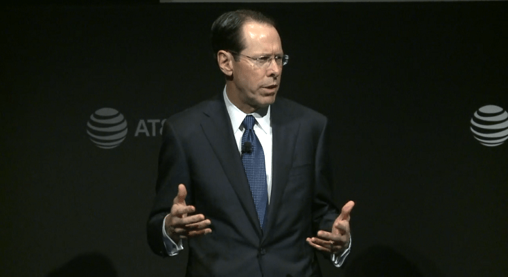 AT&T chief lauds impact of controversial 5GE brand