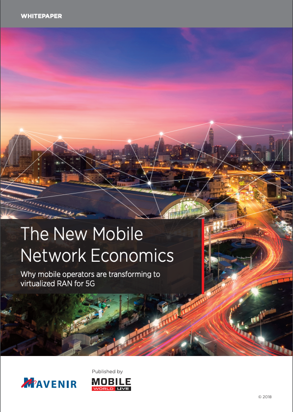 The new mobile network economics