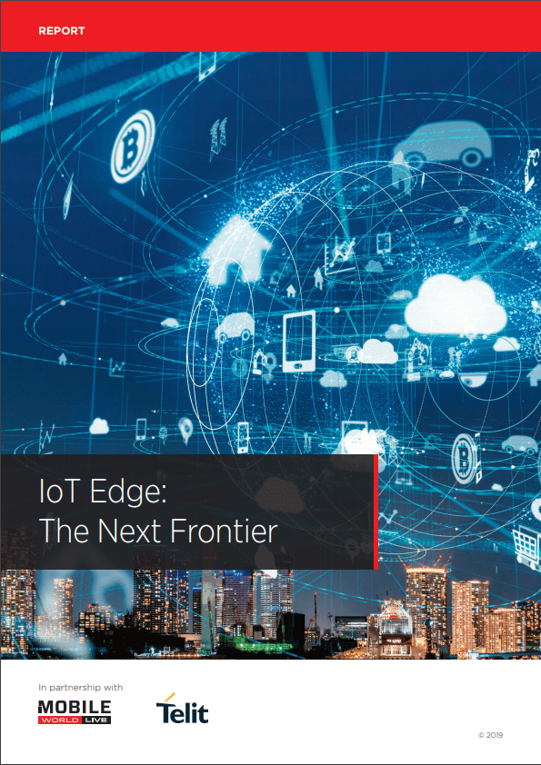 Report: Get Ready for IoT Edge – The Next Frontier