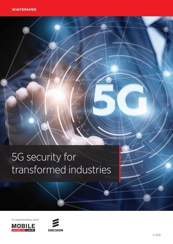 5G security for transformed industries