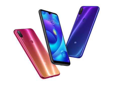 Xiaomi bundles data for Mi Play China launch - Mobile World Live