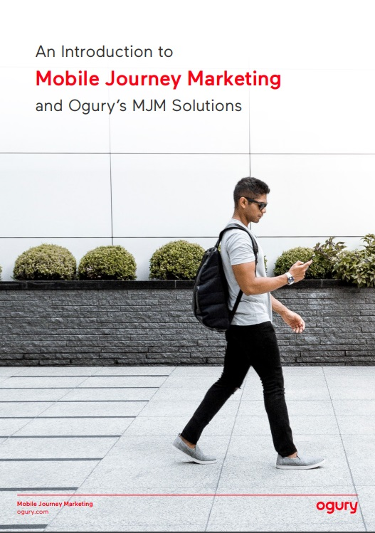 An introduction to mobile journey marketing and Ogury's MJM solutions