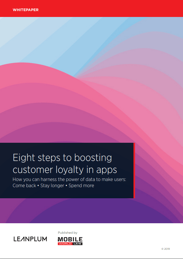 Eight Steps to Boosting Customer Loyalty in Apps