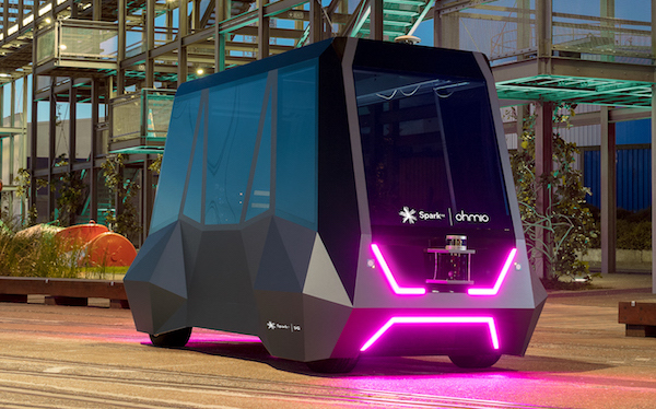 Spark claims a first in 5G cars - Mobile World Live