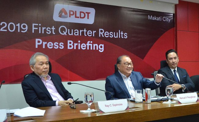 PLDT sells property to fund capex goal