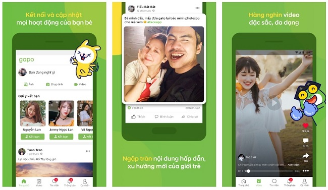 Gapo aims to topple Facebook in Vietnam