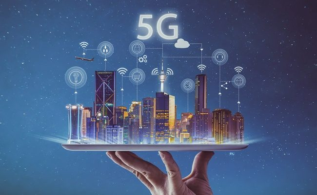 US lags in global 5G data rates