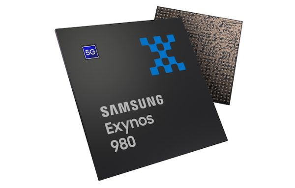 Samsung unveils integrated 5G chipset
