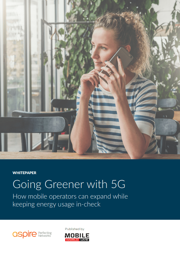 Going Greener with 5G