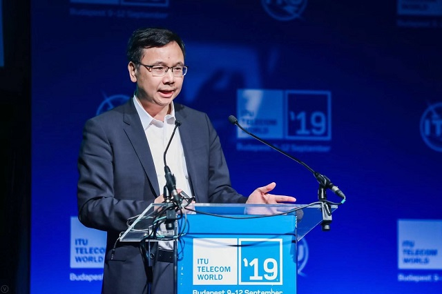 """Huawei releases the """"5G Applications Position Paper"""" during the ITU Telecom World 2019"""