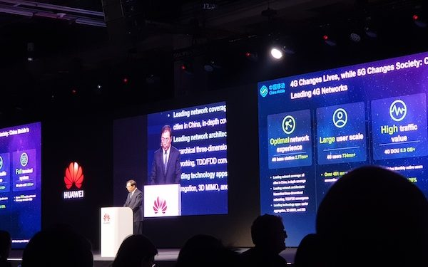 China Mobile outlines ambitious plans for 5G push