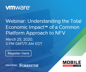 Understanding the Total Economic Impact of a Common Platform Approach to NFV