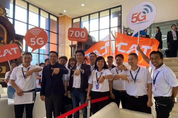 Thai operators bid $3.2B on 5G - Mobile World Live