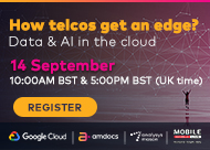 How Telcos can get an edge with data and AI in the cloud