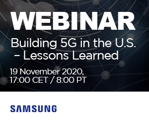 Building 5G in the U.S. – Lessons Learned