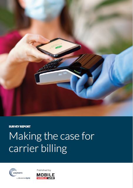 Survey report: Making the case for carrier billing
