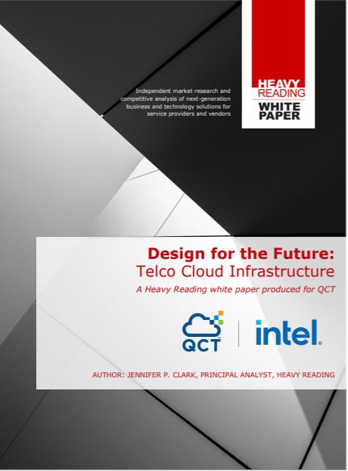 Design for the Future – Telco Cloud Infrastructure