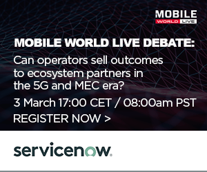 Mobile World Live Debate: Can Operators Sell Outcomes to Ecosystem Partners in the 5G and MEC Era?