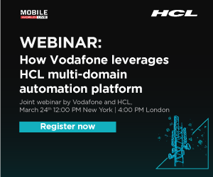 How Vodafone is Leveraging the Power of HCL Multi-Domain Automation Platform